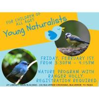 Young Naturalists - Birds