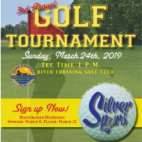 3rd Annual Silver Spur Golf Tournament