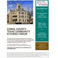 Comal County - Texas Community Futures Forum