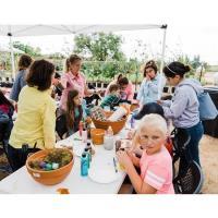 3rd Annual Anniversary Celebration at Spring Creek Gardens