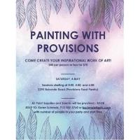 Painting With Provisions