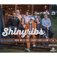 Shinyribs LIVE at Tejas Rodeo Company
