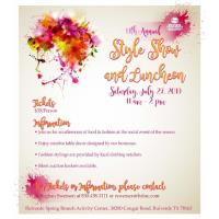 11th Annual Style Show & Luncheon