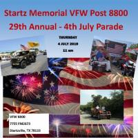29th Annual 4th July Parade
