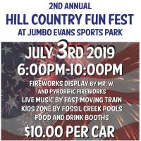 2nd Annual Hill Country Fun Fest