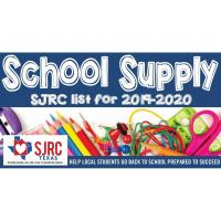 SJRC School Supplies Delivery