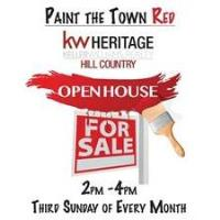 Paint the Town Red- Open House Tour