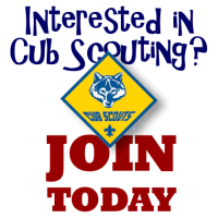 Bulverde Cub Scout Pack 548 Sign Up