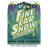 2nd Annual Dam Fine Car Show