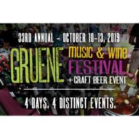 Gruene Music & Wine Festival + Craft Beer Event