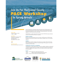 Comal County Pace Workshop