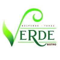 Verde Bistro will be open for Lunch starting October 1, 2019