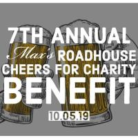 Max's Roadhouse Cheers for Charity Benefit