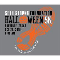 Seth Strong Foundation Halloween 5K
