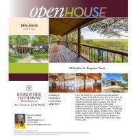 Open House in Bergheim - 4.15 acres
