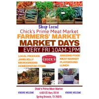Chick's Farmer's Market