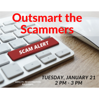 Outsmart the Scammers