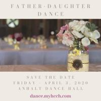 18th Annual Father-Daughter Dance at HCCH
