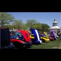 TCA Car Show