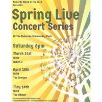 Postponed - Bulverde Musik in the Park:  Spring Live Concert Series
