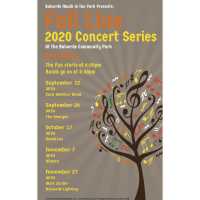 Bulverde Musik in the Park: Fall Live Concert Series
