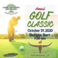 Comal Education Foundation Annual Golf Classic