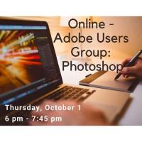 Online - Adobe Users Group: Photoshop