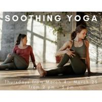 Online - Soothing Yoga