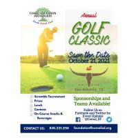 Comal Education Foundation Annual Golf Classic 2021