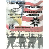Luke Holler Memorial Run