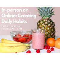 Online or In-Person: Creating Daily Habits