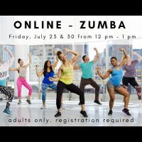 Online: Zumba