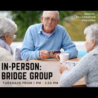 In-person: Bridge Group