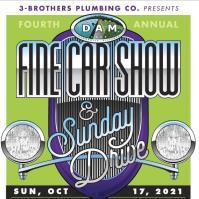 Dam Fine Car Show and Sunday Drive