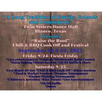"""Twin Sister's Dance Hall Presents """"Raise the Roof Chili & BBQ Cook off"""
