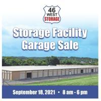 Garage Sale at 46 West Storage