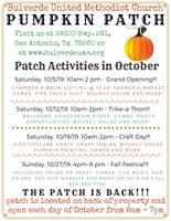 BUMC Pumpkin Patch Returns