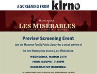 Les Misérables Preview Showing of Part 1