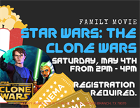 Family Movie - Star Wars: Clone Wars