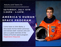 America's Human Space Program