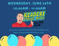 Rob Holladay Balloon Show!