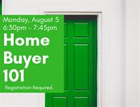 Home Buyer 101