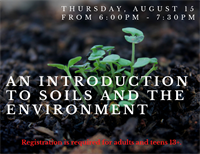 An Introduction to Soils and the Environment