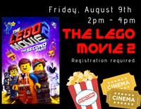 Family Movie - Lego Movie 2