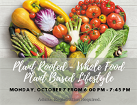 Plant Rooted - Whole Food Plant Based Lifestyle