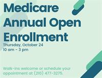 Medicare Annual Open Enrollment