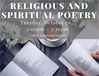 Religious and Spiritual Poetry