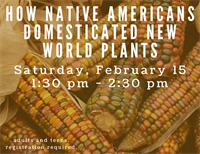 How Native Americans Domesticated New World Plants