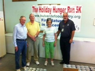 Bulverde Food Bank 5K sponsor