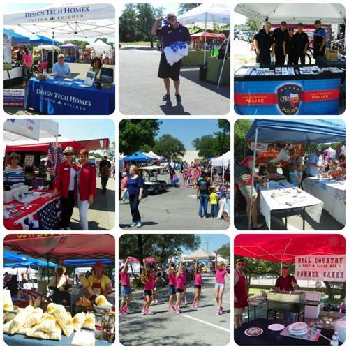 Bulverde Market Day 2015